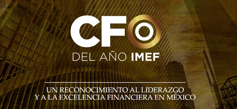 CFO del año IMEF